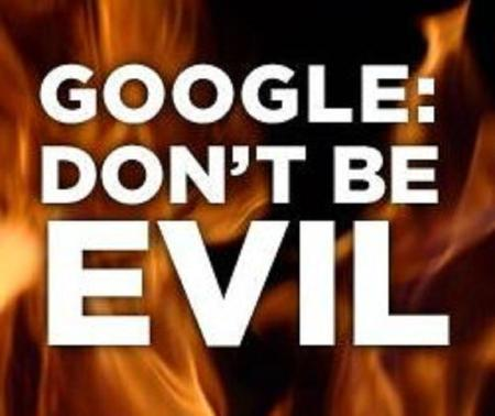 Google and Evil