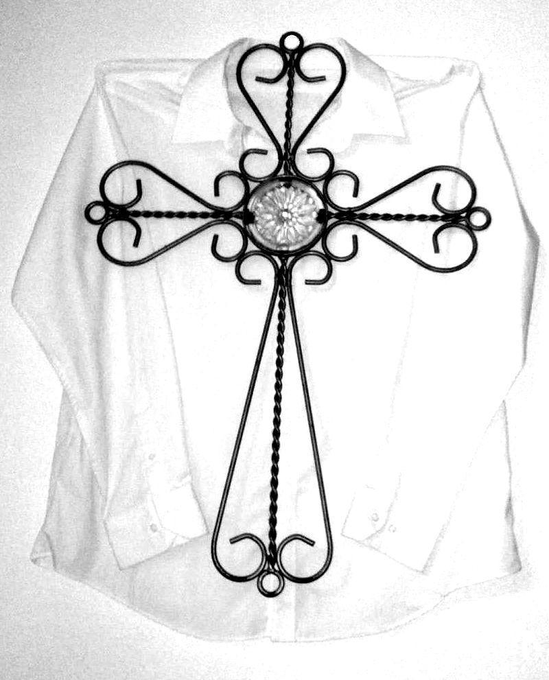 White Cross - Clothed Within+