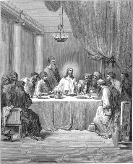 The Last Supper +